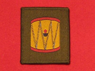 British Army 50TH NORTHUMBRIA Tyne and Tees Division UNIFORM PATCH WW2 Repro