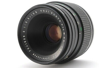 [Excellent] Fuji Fujica FUJINON S 100mm f/3.5 For G690 GL690 GM670 From Japan