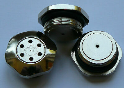 "1/2"" AUTOMATIC RADIATOR AIR VENT BLEED PLUG VALVE First Class Postage"