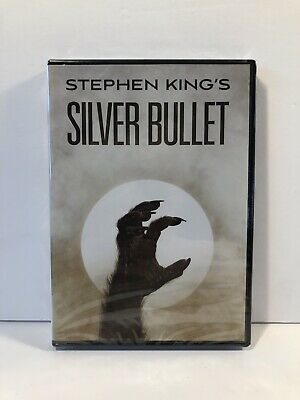 Silver Bullet, Stephen King (New DVD) + Free Shipping