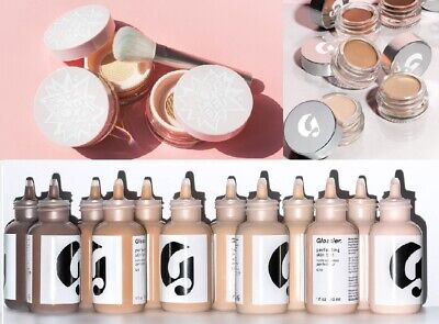 Glossier Perfecting Skin Tint/Stretch Concealer/Wowder FRESH & AUTHENTIC & NEW