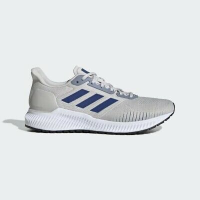 adidas Solar Ride Men's Running Shoe Size 10 Grey One/Collegiate Royal
