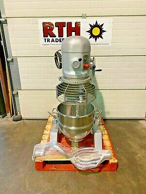 Hobart ~ 60 Quart Dough Mixer H600 Qt Planetary Food Bakery Machine 1Ph £4200+V