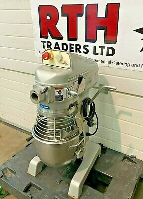 Metcalfe ~ 10 Quart Dough Mixer ~ Qt Planetary Food Bakery Machine 100B ~ £350+V