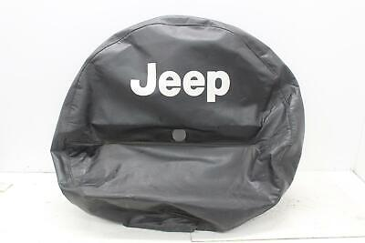 """2018 JEEP WRANGLER 15"""" Space Saver Spare Wheel Tyre Cover 589075"""