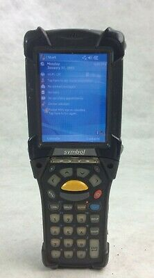 Symbol Motorola MC9090-KK0HJAFA6WR Wireless Barcode Scanner