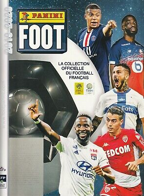 ANGERS - STICKERS IMAGE PANINI - FOOT 2019 / 2020 - a choisir