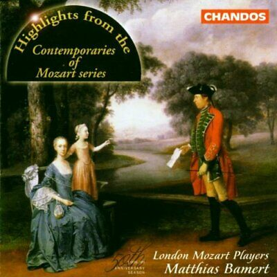 Highlights from the contemporaries of Mozart -  CD 5VVG The Cheap Fast Free Post