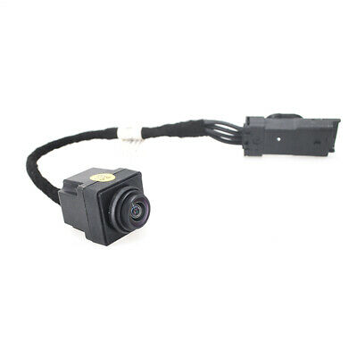 Genuine License Plate Rear View Camera Backup Reverse Parking For Peugeot 3008