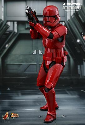 Hot Toys 1/6 Star Wars The Rise Of Skywalker Mms544 Sith Trooper Action Figure