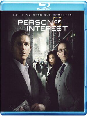 Serie Tv - Person Of Interest - Stagione 01 - 4 Blu-ray