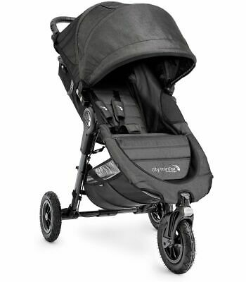 Baby Jogger City Mini GT Stroller - Charcoal - Brand New! Open Box!!