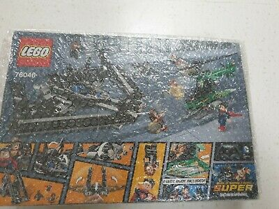 LEGO Super Heroes 76046: Heroes of Justice: Sky High Battle Brand New