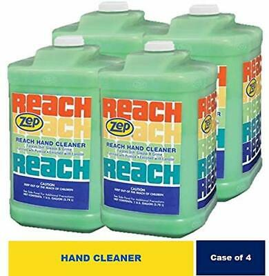 New Zep Reach Heavy-Duty Hand Cleaner 92524 1 Gallon (Case of 4) Pro Trusted
