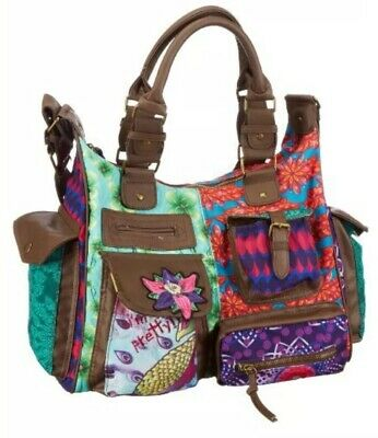 DESIGUAL TASCHE * Shopper * City Bag * Style 31X5149 * Bols