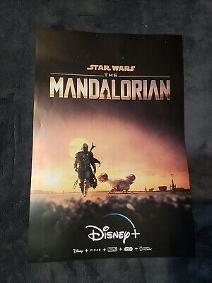 """The Mandalorian ( 13"""" x 19"""" ) Movie Collector's Poster Print - B2G1F"""