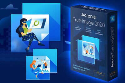 Acronis True Image Backup 2020 + Boot 🔥 Fully 100% Activated Lifetime Licence🔥