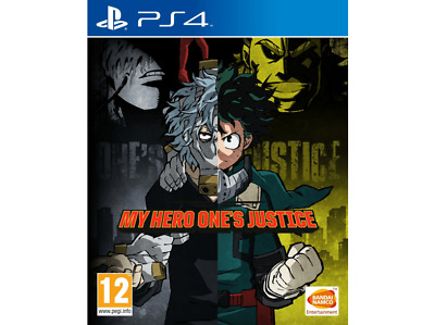 PS4 My Hero One S Justice