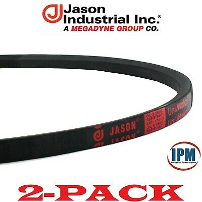 A87//4L890 V-Belt  1//2 X 89 SAME DAY SHIPPING FACTORY NEW!