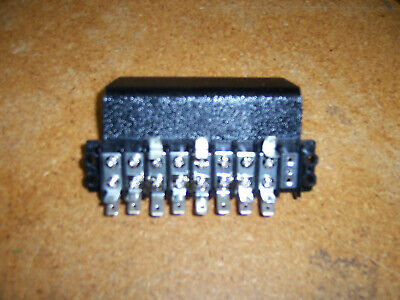 Thermax CP3 ASS, TERMINAL BLOCK  Part# 33-775-001 *BRAND NEW*