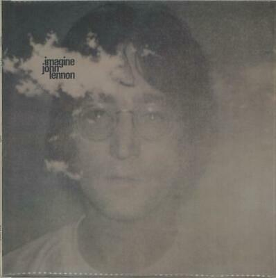 Imagine + lyric inner John Lennon vinyl LP album record UK PAS10004 APPLE 1971