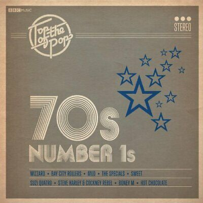 Top of the Pops: 70's Number Ones -  CD VAVG The Cheap Fast Free Post The Cheap