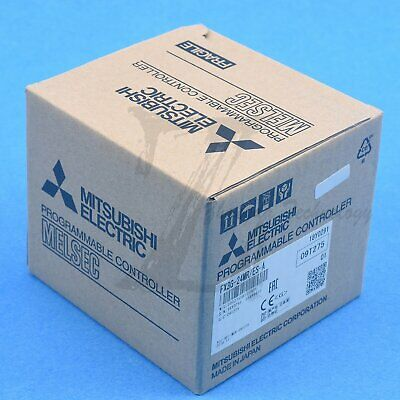 NEW Mitsubishi PLC programmable controller FX3G-24MR/ES-A fast delivery