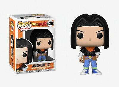 Funko Pop Animation: Dragon Ball Z™ - Android 17 Vinyl Figure Item #36398