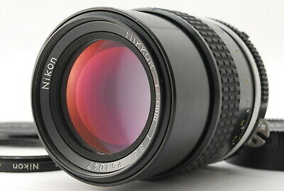 [Near Mint] NIKON AI NIKKOR 135mm F/3.5 MF TELEPHOTO AI Lens From Japan