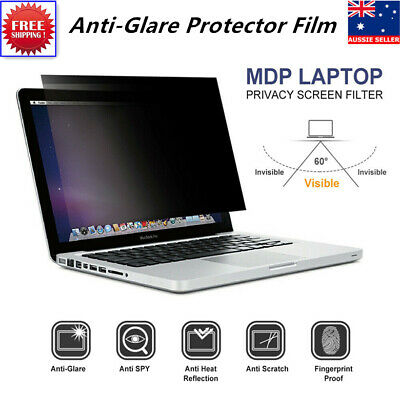"""Anti-Glare Matte Screen Protector for 8"""" 11"""" 12"""" 15.6"""" 17"""" Laptop 16:9 Lot LW"""