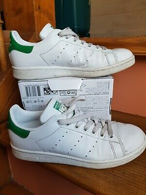 BASKETS ADIDAS STAN SMITH blanches pointure 38 23 occasion