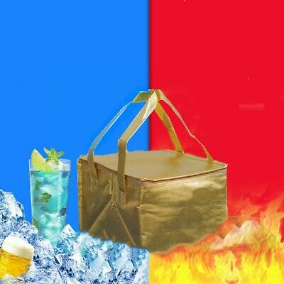 15'' Pizza Food Delivery Bag Insulated Thermal Storage Holder Outdoor Picnic