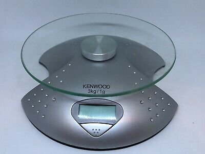 Kenwood DS607 Electronic Scale 3Kg