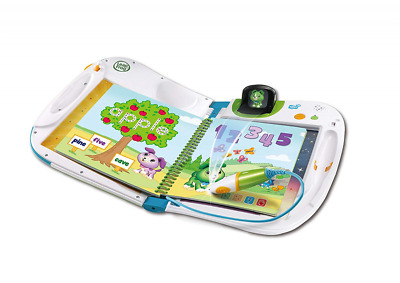 LeapFrog 603903 Holo Educational Book with Games and Learning Activities Toddler