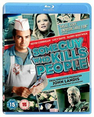 Some Guy Who Kills People (Region Free) [Blu-Ray] - DVD  KIVG The Cheap Fast