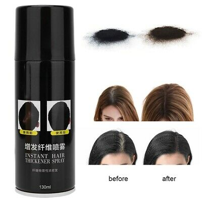Hair Loss Fibers Keratin Thickening Spray Sevich 130g Hair Building Fiber Powder