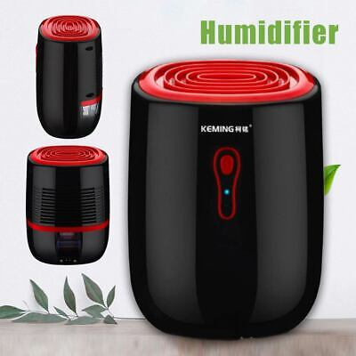 500ML Electric Dehumidifier Air Home Dryer Damp Moisture Kitchen/ Bedroom Hot UK