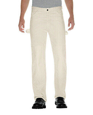 Dickies 2053NT Double Knee  NATURAL in Color Painters Carpenter Jean  W30 to W40