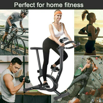 Pro Fitness Stationary Exercise Bike Cardio Indoor Cycling Bicycle Home & Gym US
