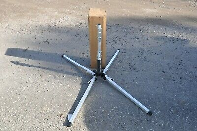 DICKE UF2000W UniFlex Series Telescoping Roll-Up Sign Stand