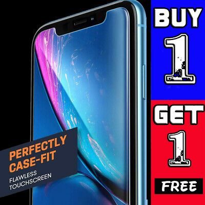 Tempered Glass Screen Protector For New iPhone XS Max XR XS X