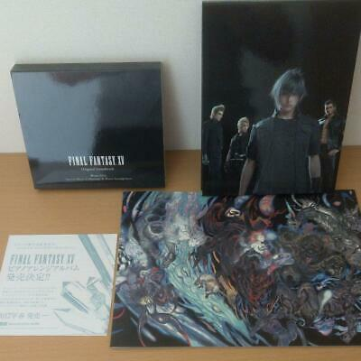 Final Fantasy XV Original Soundtrack First production limited