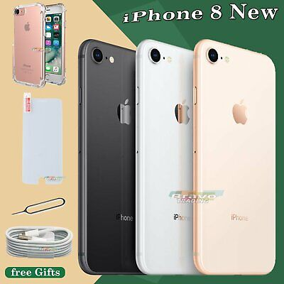 New Apple iPhone 8  64GB  256GB Unlocked Sim Free Smartphone Various Colours UK