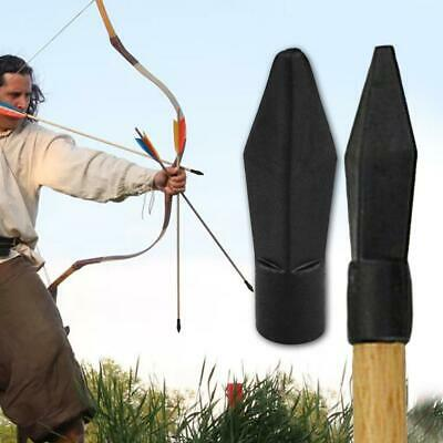 Rubber Arrowhead Hunting Game Practice Bow Archery EquipmentRubber Bow  50 Soft