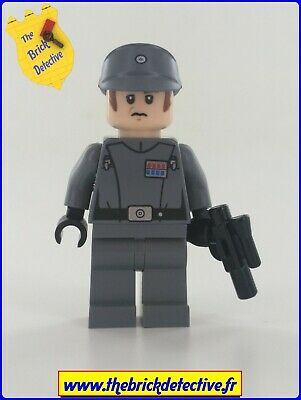 LEGO® Star Wars  Imperial Officer (Major / Colonel / Commodore) SW0877 (75184)
