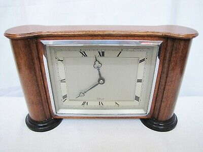 Antique Art Deco Elliott Mantle Clock. Made in England. Gorgeous & Beautiful