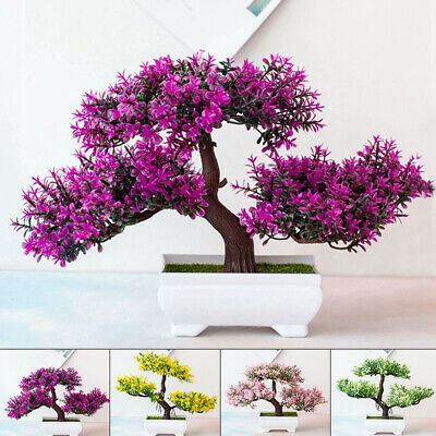 UK Decorative-Artificial Outdoor Ball Plant Tree Pot Color In Small/Medium/Large