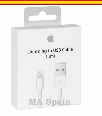 CABLE CARGADOR Y DATOS PARA IPHONE 7 5S 5C 6 6S PLUS * iOS11* ORIGINAL