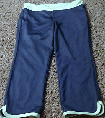 Girls Old Navy Active Workout Cropped Pants/Leggings-Size Xl-14