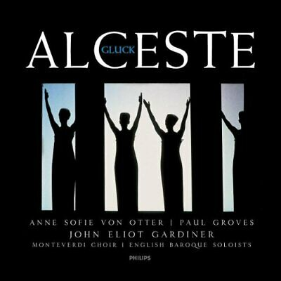 Gluck: Alceste -  CD L1VG The Cheap Fast Free Post The Cheap Fast Free Post